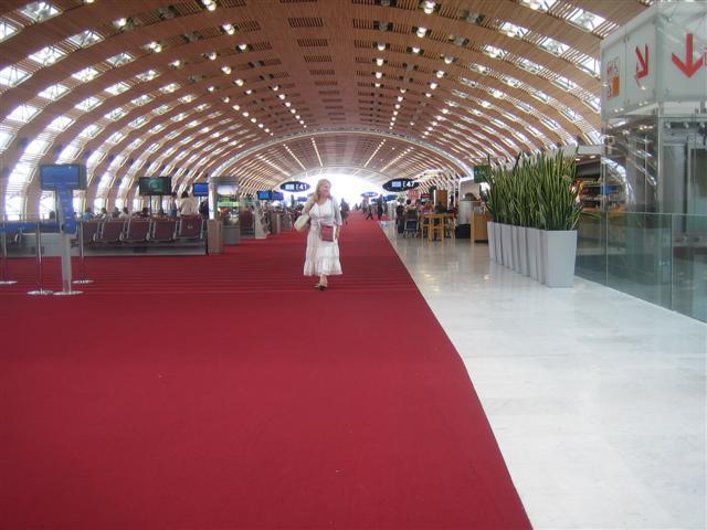 Terminal 2 Charles de Gaulle